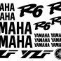 Yamaha R6 Decal Kit