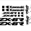 Kawasaki Ninja Decal Kit