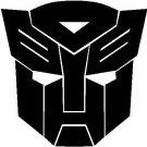 Transformer - Autobot Vinyl Decal