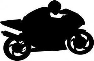 Motorcycle Superbike Decal