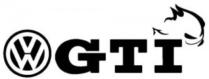 VW GTI Decals