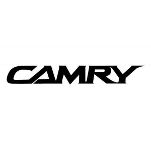 Camry Window Decal