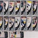 2010-11 O-Pee-Chee Base Team Set Tampa Bay Lightning 18-cards