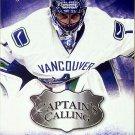 2009-10 Upper Deck Captain's Calling #CC4 Roberto Luongo
