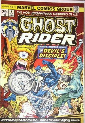 Ghost Rider #8 Marvel Comics