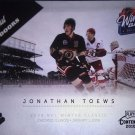 10-11 Playoff Contenders Winter Classic Jonathan Toews