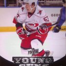 2010-11 Upper Deck #211 Jeff Skinner YG RC