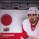 2010-11 Upper Deck Game Jerseys #GJHZ Henrik Zetterberg