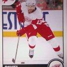 2010-11 Score Glossy #186 Pavel Datsyuk