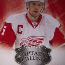 09-10 Upper Deck Captain's Calling CC6 Nicklas Lidstrom
