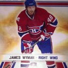 2010-11 Score #540 James Wyman HR RC