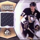 2009-10 SP Game Used Sidney Crosby Jersey AF-SC