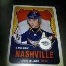 2010-11 O-Pee-Chee Retro Steve Sullivan card no. 13