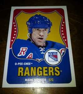 2010-11 O-Pee-Chee Retro Legend Mark Messier card no. 552