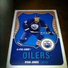 2010-11 O-Pee-Chee Retro Ryan Jones card no. 146