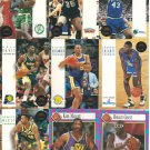 Skybox Premium Basketball Trading Cards (x7) Sports Illustrated Kids Basketball Cards (x2) Lot of 9