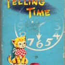 Telling Time: Tiny Tales, Illustrated by Alison Cummings 1949