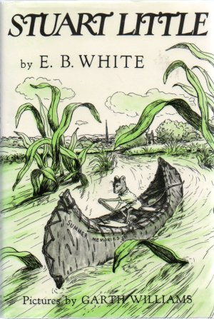 Stuart Little by E.B. White, Garth Williams 1999