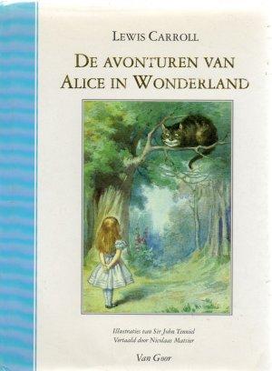 De Avonturen Van Alice in Wonderland (Dutch) by Lewis Carroll  1996 Large Print
