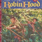"Disney's Robin Hood A Walt Disney Mickey Mouse Club Book 1955 #D-48 ""C"" VG Condition DISNEYANA"