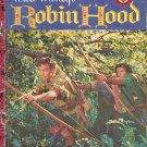 "Disney's Robin Hood A Walt Disney Mickey Mouse Club Book 1955 #D-48 ""C"" VG Condition DISNEYANA"