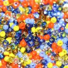 MULTI-COLOR GLASS SEED BEADS