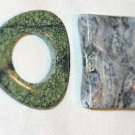 JASPER PENDANTS/FOCAL BEAD