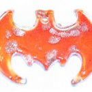 ORANGE GLASS PENDANT
