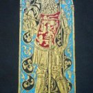 BRASS RUBBING ROYALTY HENRY II HISTORICAL WALL ART