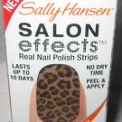 Sally Hansen Instant Salon Effects 320 *KITTY KITTY* Leopard Nail Polish Strips