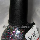 Nicole Kardashian Nail Polish *RAINBOW IN THE S-KYLIE* Multi-Colored Hex Glitter
