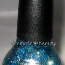 Nicole OPI Limited Ed *A MILLION SPARKLES* Multi-Color Teal Hex & Bar Glitter BN