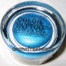 Maybelline COLOR TATTOO 24 Hour Cream Gel Eye Shadow #40 *TENACIOUS TEAL* Sealed