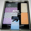 New York Color NYC IndividualEyes BLUE EYES Palette * BRYANT PARK 939 * Sealed