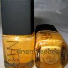 NARS Summer Nail Polish *ADELITA* Sheer Shimmery Natural Gold w/Pink Iridescence