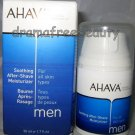 AHAVA Dead Sea Minerals Soothing After-Shave Moisturizer for MEN 1.7 fl.oz. BNIB