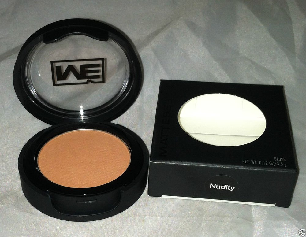 Mattese Elite Blush Ultra-Fine /Smooth *NUDITY* Define & Highlight Creamy Finish