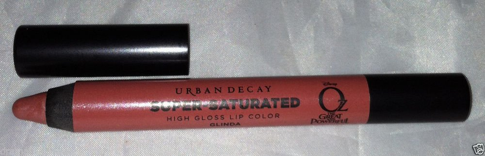 Urban Decay Great & Powerful Oz *GLINDA* Super-Saturated High Gloss Lip Color BN