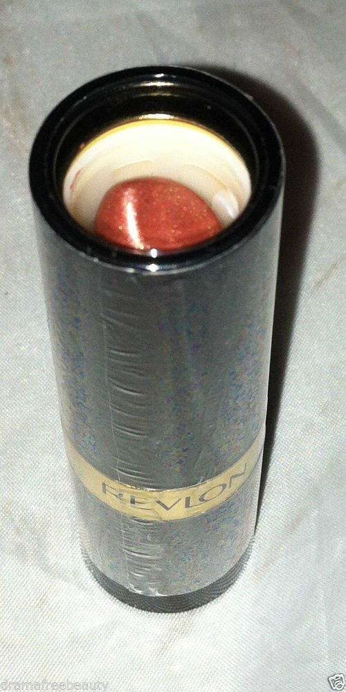 Revlon Super Lustrous Lipstick Pearl * 305 HIGHBEAM TAN * Sealed New