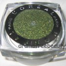 L'oreal Infallible 24HR Waterproof Cream Powder EyeShadow 335 * GOLDEN EMERALD *