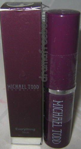 NIB Michael Todd Cosmetics Eyes/Lips Cheeks Everything Cream Stick TRIXIE Bronze