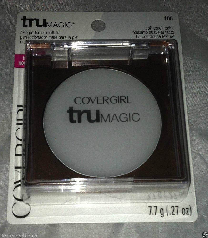 Covergirl truMAGIC Skin Perfector Mattifier * 100 Soft Touch Balm * Sealed New