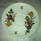 "Wedgwood Robert Sprays 5 3/4"" Saucer Fine China Lovely Design TK203"