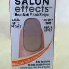 Sally Hansen Salon Effects Nail Polish Strips 270 *RAISE A GLASS* Champagne BNIB