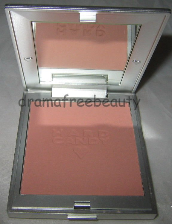 Hard Candy Blush in * DIMPLE * Matte Natural Nude  Rose Flush Rare &Hard to Find
