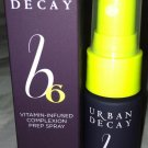 Urban Decay B6 Vitamin-Infused Complexion Prep Spray Pore/Redness Reducing 15ml