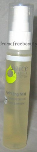 Juice Beauty Organic *HYDRATING MIST* Tones & Refreshes Deluxe 1oz. Travel Spray