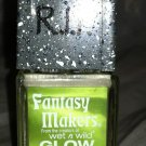 Wet n Wild RIP Fantasy Makers Nail Polish *GLOW IN THE DARK* Luminescent  New