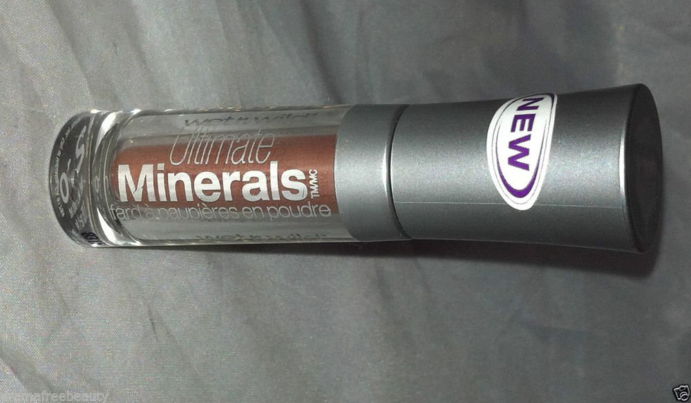 Wet N Wild Ultimate Minerals Loose Eyeshadow * 240 COPPER * Brand New