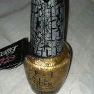 OPI Shatter Nail Polish / Lacquer * GOLD SHATTER * New Perfect For Halloween